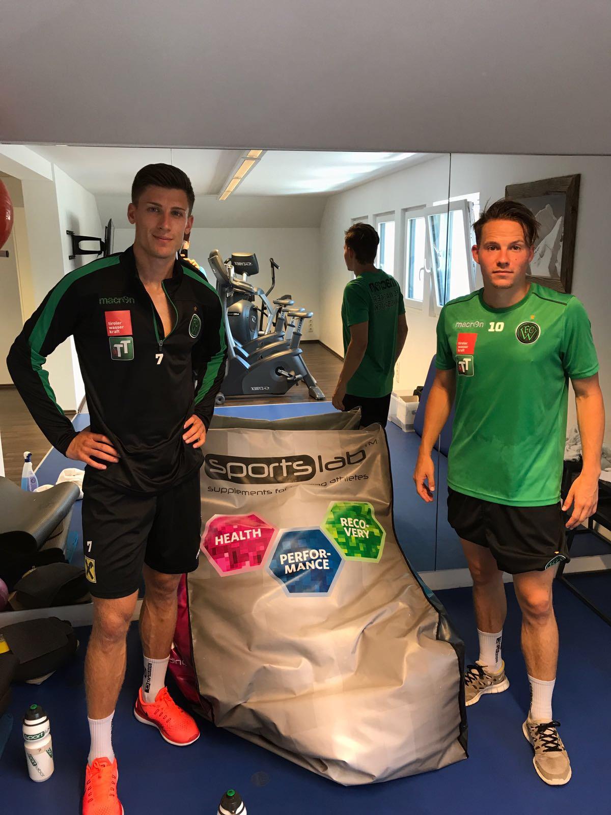 FC Wacker in der medalp Zillertal -